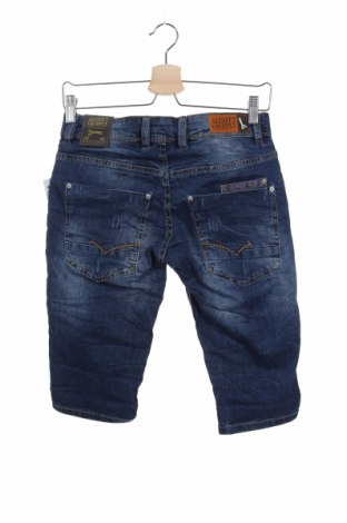 Ανδρικό κοντό παντελόνι Alcott, Μέγεθος S, Χρώμα Μπλέ, 99% βαμβάκι, 1% ελαστάνη, Τιμή 17,53€