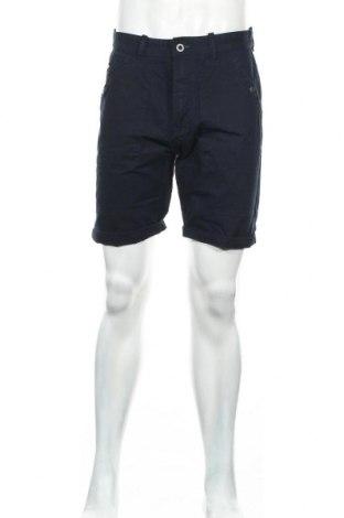 Ανδρικό κοντό παντελόνι Springfield, Μέγεθος M, Χρώμα Μπλέ, 100% βαμβάκι, Τιμή 10,89€