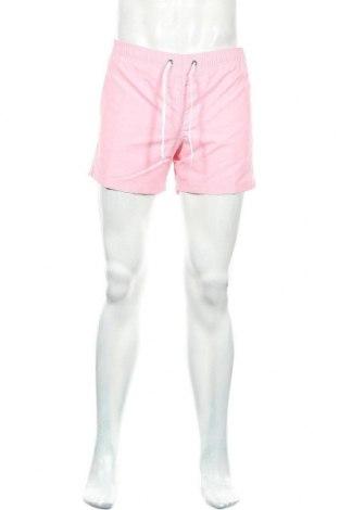 Ανδρικό κοντό παντελόνι Sundek, Μέγεθος S, Χρώμα Ρόζ , Πολυεστέρας, Τιμή 11,56€
