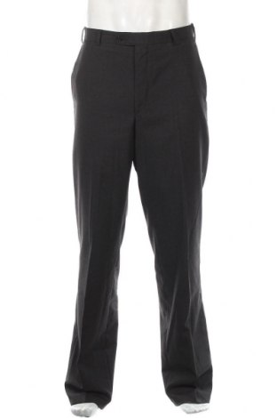 Мъжки панталон Angelo Litrico, Размер M, Цвят Сив, Вълна, Цена 3,00лв.