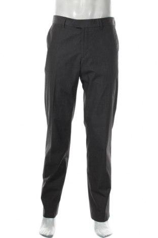 Ανδρικό παντελόνι Filippa K, Μέγεθος L, Χρώμα Γκρί, 86% βαμβάκι, 12% πολυεστέρας, 2% ελαστάνη, Τιμή 16,37€