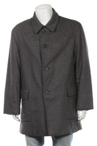 Ανδρικά παλτό Toni Gard, Μέγεθος L, Χρώμα Γκρί, 90% μαλλί, 10% βισκόζη, Τιμή 35,85€