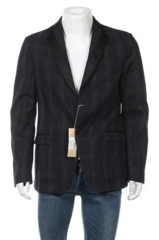 Ανδρικό σακάκι Armand Ventilo, Μέγεθος L, Χρώμα Μπλέ, Βαμβάκι, Τιμή 51,63€