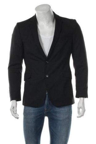 Ανδρικό σακάκι Strellson, Μέγεθος M, Χρώμα Μαύρο, 98% μαλλί, 2% ελαστάνη, Τιμή 15,12€