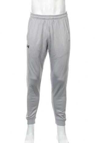 Ανδρικό αθλητικό παντελόνι Under Armour, Μέγεθος L, Χρώμα Γκρί, Πολυεστέρας, Τιμή 43,35€