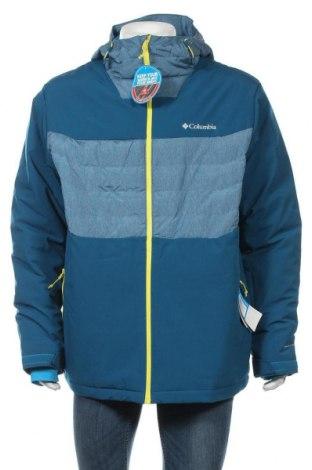 Ανδρικό μπουφάν για χειμερινά σπορ Columbia, Μέγεθος XL, Χρώμα Μπλέ, Πολυεστέρας, Τιμή 150,39€