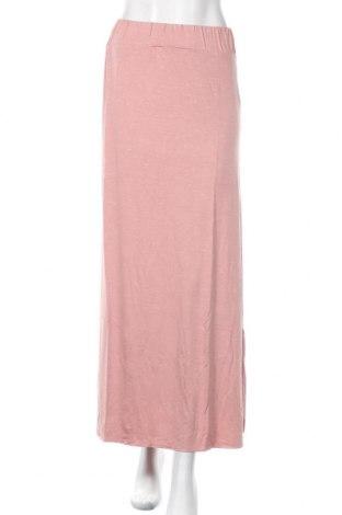Пола Catwalk Junkie, Размер S, Цвят Розов, 93% вискоза, 5% еластан, 2% полиестер, Цена 24,46лв.