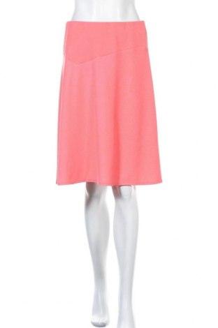 Φούστα Christian Berg, Μέγεθος S, Χρώμα Ρόζ , 97% πολυεστέρας, 3% ελαστάνη, Τιμή 15,21€