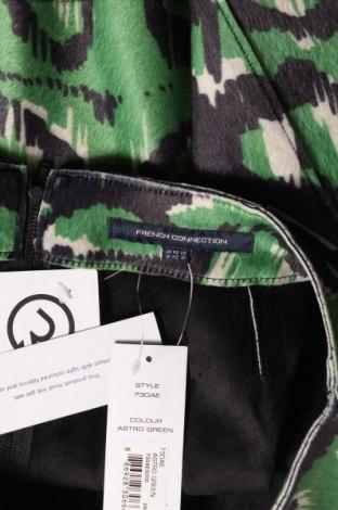 Пола French Connection, Размер L, Цвят Зелен, Полиамид, Цена 26,20лв.