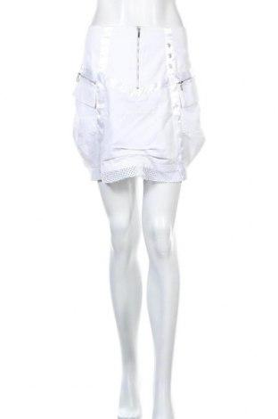 Пола La Mode Est A Vous, Размер M, Цвят Бял, 67% памук, 30% полиестер, 3% еластан, Цена 11,27лв.