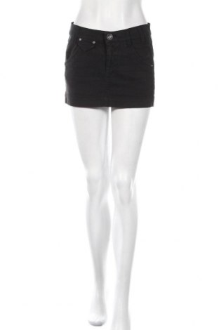 Пола Miss Sixty, Размер S, Цвят Черен, 98% памук, 2% еластан, Цена 11,00лв.