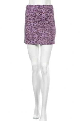 Φούστα Molly Bracken, Μέγεθος XS, Χρώμα Βιολετί, 95% βαμβάκι, 5% ελαστάνη, Τιμή 22,37€