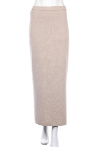 Φούστα Olsen, Μέγεθος M, Χρώμα  Μπέζ, 50% μερινό, 50% πολυακρυλικό, Τιμή 20,78€