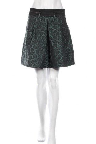 Φούστα Penny Black, Μέγεθος XS, Χρώμα Πράσινο, 75% ασετάτ, 22% πολυαμίδη, 3% ελαστάνη, Τιμή 17,67€