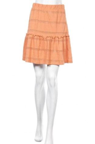 Φούστα Pieces, Μέγεθος M, Χρώμα Ρόζ , 98% βαμβάκι, 2% ελαστάνη, Τιμή 5,57€