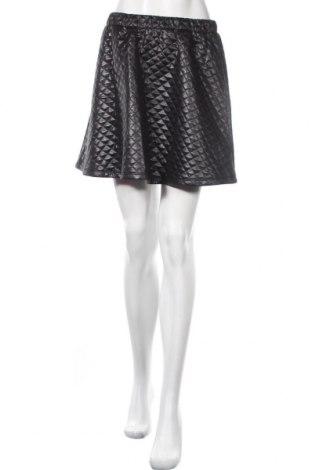 Φούστα Pieces, Μέγεθος M, Χρώμα Μαύρο, Πολυεστέρας, Τιμή 13,92€