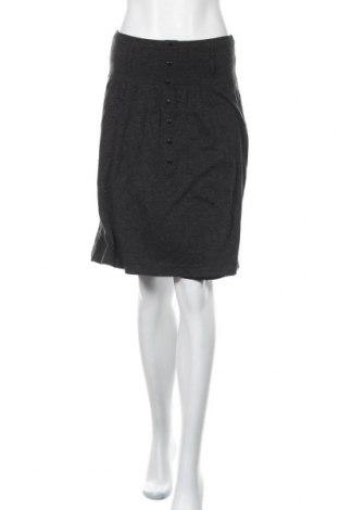 Φούστα Soya Concept, Μέγεθος S, Χρώμα Γκρί, 90%ακρυλικό, 10% μαλλί, Τιμή 3,86€