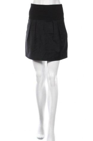 Пола Zara, Размер M, Цвят Черен, Вискоза, Цена 10,28лв.