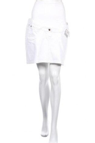 Пола за бременни Colline, Размер XXL, Цвят Бял, 98% памук, 2% еластан, Цена 19,60лв.