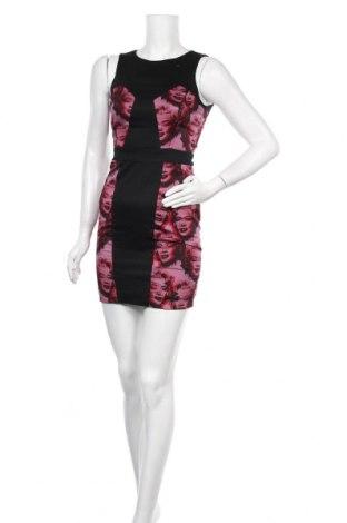 Рокля Andy Warhol By Pepe Jeans, Размер XS, Цвят Розов, 98% памук, 2% еластан, Цена 22,36лв.