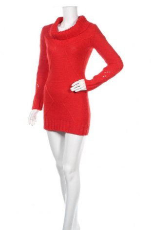 Φόρεμα Apart, Μέγεθος XS, Χρώμα Κόκκινο, 44% πολυακρυλικό, 21% μαλλί, 18% μοχαίρ, 17% πολυαμίδη, Τιμή 22,60€