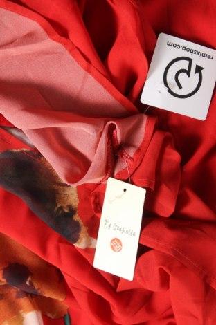 Рокля By Graziella, Размер XXL, Цвят Червен, Цена 79,00лв.