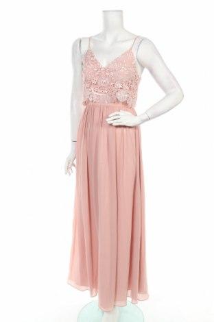 Φόρεμα Chi Chi, Μέγεθος XS, Χρώμα Ρόζ , Πολυεστέρας, Τιμή 32,51€