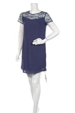 Φόρεμα DDP, Μέγεθος S, Χρώμα Μπλέ, Βισκόζη, πολυαμίδη, Τιμή 14,11€