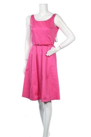 Рокля Daniel Hechter, Размер XS, Цвят Розов, 98% памук, 2% еластан, Цена 103,35лв.