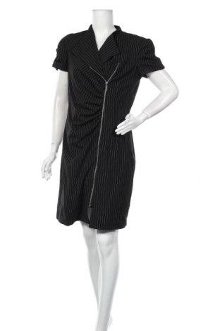 Φόρεμα Ellen Tracy, Μέγεθος M, Χρώμα Μαύρο, 62% πολυεστέρας, 34% βισκόζη, 4% ελαστάνη, Τιμή 18,58€