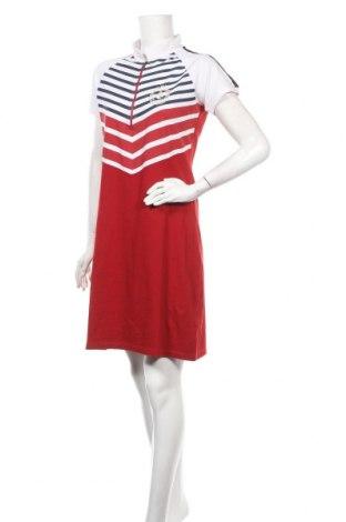 Φόρεμα Galvanni, Μέγεθος L, Χρώμα Κόκκινο, 92% βαμβάκι, 8% ελαστάνη, Τιμή 56,06€