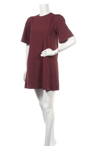 Рокля Jacqueline De Yong, Размер S, Цвят Червен, 95% полиестер, 5% еластан, Цена 29,50лв.