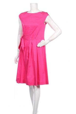 Рокля Jake*s, Размер M, Цвят Розов, 73% памук, 24% полиамид, 3% еластан, Цена 48,00лв.