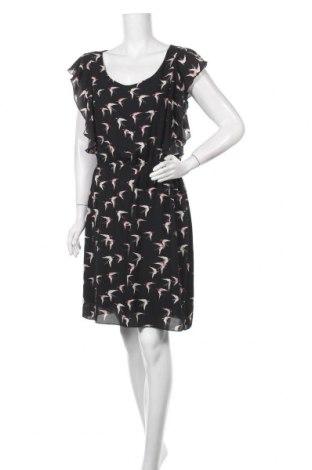 Φόρεμα La Fee Maraboutee, Μέγεθος M, Χρώμα Μαύρο, Πολυεστέρας, Τιμή 27,05€