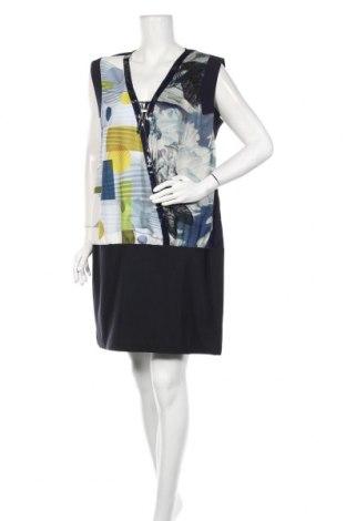 Рокля La Mode Est A Vous, Размер XL, Цвят Син, Полиестер, Цена 57,85лв.