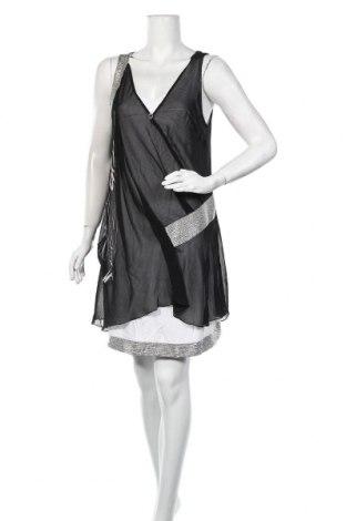 Рокля La Mode Est A Vous, Размер M, Цвят Черен, 100% полиестер, Цена 57,85лв.