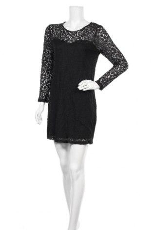 Φόρεμα Le Temps Des Cerises, Μέγεθος S, Χρώμα Μαύρο, 40% βαμβάκι, 30% πολυαμίδη, 30% βισκόζη, Τιμή 22,94€