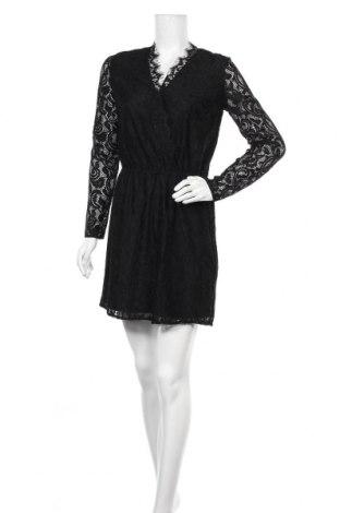 Φόρεμα Le Temps Des Cerises, Μέγεθος S, Χρώμα Μαύρο, 95% πολυεστέρας, 5% ελαστάνη, Τιμή 24,74€