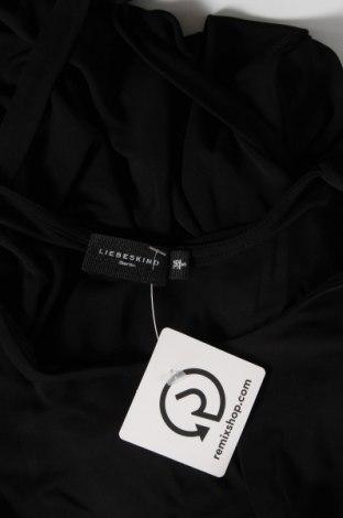 Рокля Liebeskind, Размер S, Цвят Черен, 72% вискоза, 28% полиамид, Цена 179,25лв.