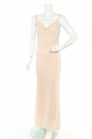 Φόρεμα Lipsy London, Μέγεθος M, Χρώμα Ρόζ , 91% πολυαμίδη, 6% ελαστάνη, 3% μεταλλικά νήματα, Τιμή 42,46€