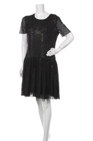 Φόρεμα Love Moschino, Μέγεθος XL, Χρώμα Μαύρο, 94% πολυεστέρας, 6% ελαστάνη, Τιμή 154,79€
