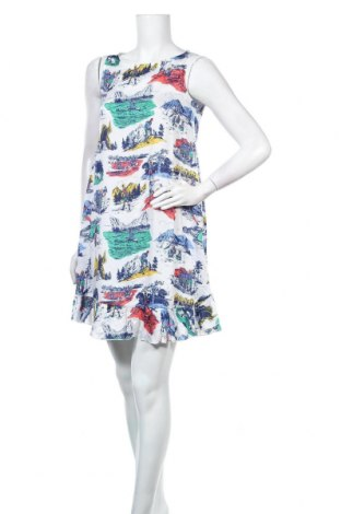 Φόρεμα Love Moschino, Μέγεθος M, Χρώμα Πολύχρωμο, Βισκόζη, Τιμή 154,79€