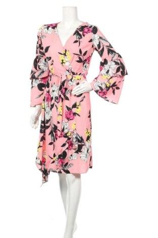 Φόρεμα Miss Selfridge, Μέγεθος M, Χρώμα Ρόζ , 97% πολυεστέρας, 3% ελαστάνη, Τιμή 13,76€