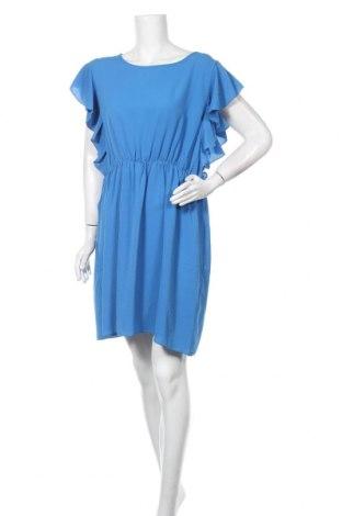 Φόρεμα Molly Bracken, Μέγεθος L, Χρώμα Μπλέ, 97% πολυεστέρας, 3% ελαστάνη, Τιμή 24,90€