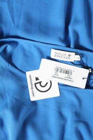 Φόρεμα Molly Bracken, Μέγεθος L, Χρώμα Μπλέ, 97% πολυεστέρας, 3% ελαστάνη, Τιμή 23,12€