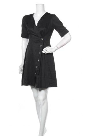 Φόρεμα Na-Kd, Μέγεθος M, Χρώμα Μαύρο, 55% βαμβάκι, 45% πολυεστέρας, Τιμή 16,73€