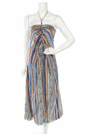 Φόρεμα Orna Farho, Μέγεθος S, Χρώμα Πολύχρωμο, Μετάξι, Τιμή 53,74€