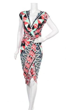 Φόρεμα Orna Farho, Μέγεθος M, Χρώμα Πολύχρωμο, 97% πολυεστέρας, 3% ελαστάνη, Τιμή 34,64€