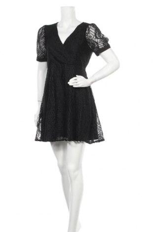 Φόρεμα Pieces, Μέγεθος M, Χρώμα Μαύρο, Πολυεστέρας, Τιμή 8,18€