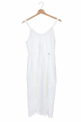 Рокля Rich & Royal, Размер S, Цвят Бял, Памук, Цена 111,75лв.
